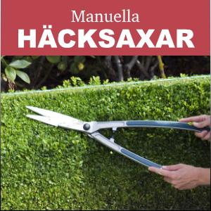 manuell häcksax